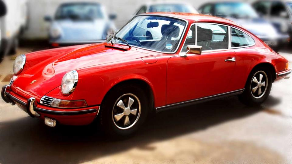 Porsche restoration and refurbishment and recommissioning service in Devon