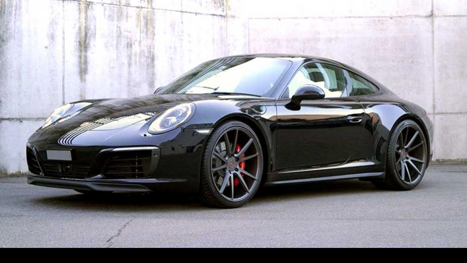 Porsche 991 service inspection and fault repair in Devon