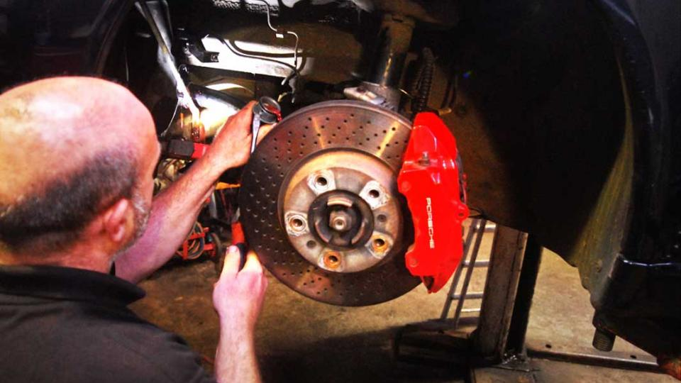 bleeding the 997 cooling system