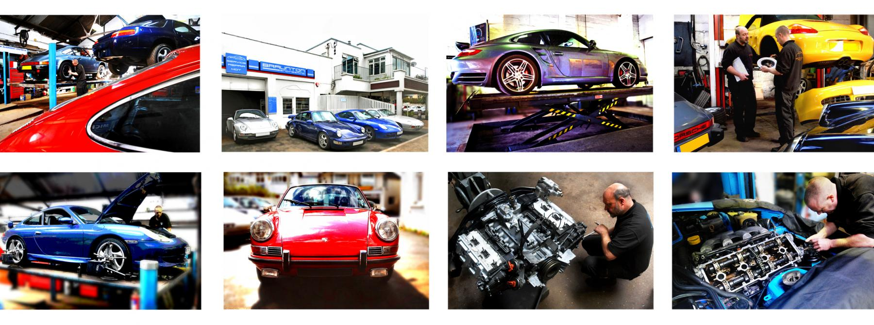 specialists in porsche servicing and repairs