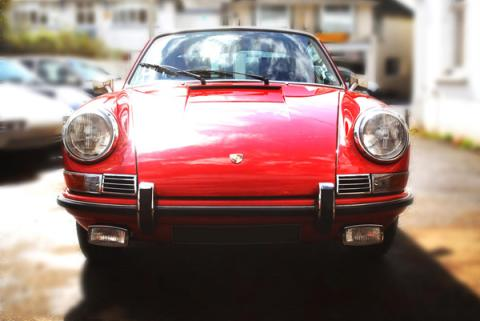 911 Porsche restored to factory standard