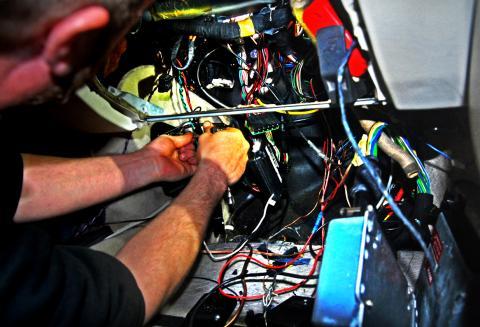 Porsche 944 Corrosion Repairs, Servicing and MOT